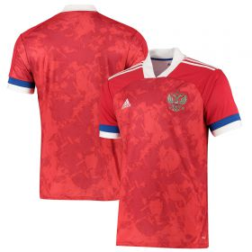 Russia Home Shirt 2019-21