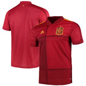 Spain Authentic Home Shirt 2019-21