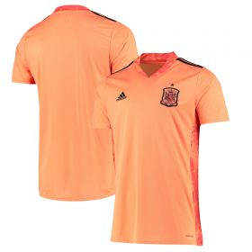 Spain Goalkeeper Shirt 2019-21
