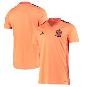 Spain Goalkeeper Shirt 2019-21