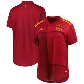 Spain Home Shirt 2019-21 - Womens