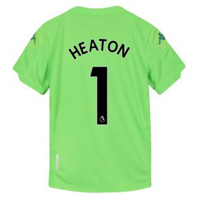 Aston Villa Third Goalkeeper Shirt 2019-20 - Kids with Heaton 1 printing