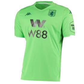 Aston Villa Third Goalkeeper Shirt 2019-20 with Nyland 25 printing