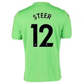 Aston Villa Third Goalkeeper Shirt 2019-20 with Steer 12 printing
