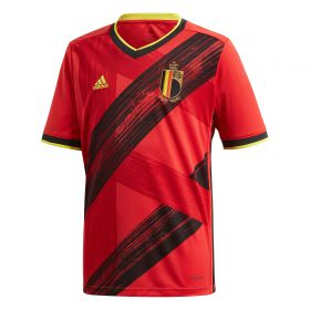 Belgium Home Shirt 2019-21 - Kids