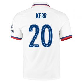 Chelsea Away Cup Vapor Match Shirt 2019-20 with Kerr 20 printing