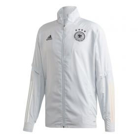Germany Presentation Jacket - Grey