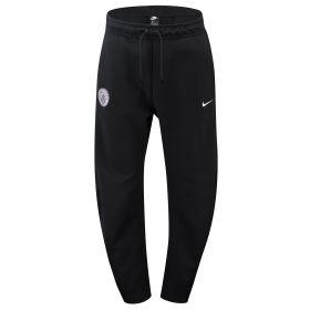 Manchester City Authentic Tech Fleece Pants - Black