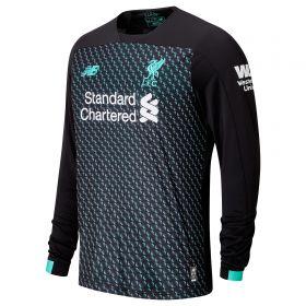 Liverpool Third Shirt 2019-20 - Long Sleeve