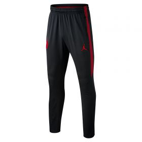 Paris Saint-Germain Squad Training Pants - Black - Kids