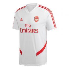 Arsenal Training Jersey - White
