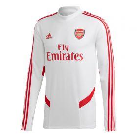 Arsenal Training Top - White