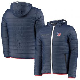 Atlético de Madrid Padded Jacket - Navy - Mens
