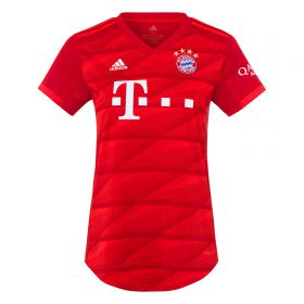 Bayern Munich Home Shirt 2019-20 - Womens with Müller 25 printing