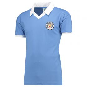 Manchester City 1978 Home Shirt