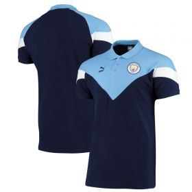 Manchester City MCS Polo - Navy