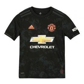 Manchester United Third Shirt 2019 - 20 - Kids with Greenwood 26 printing