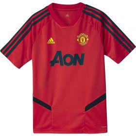 Manchester United Training Jersey - Red - Kids