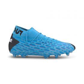 Puma FUTURE 5.1 NETFIT Firm Ground Football Boots - Blue