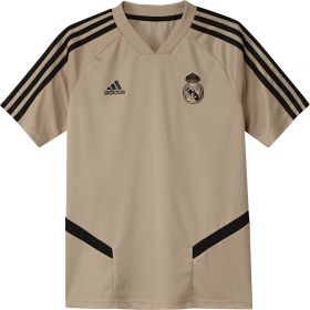 Real Madrid Training Jersey - Gold - Kids