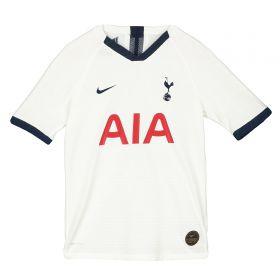 Tottenham Hotspur Home Vapor Match Shirt 2019-20 - Kids with Winks 8 printing