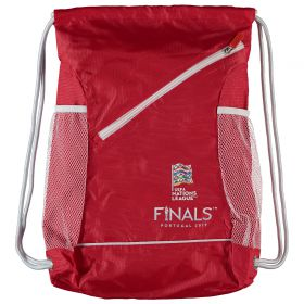 Nations League Gym Bag - Red