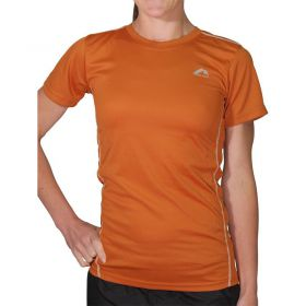 Дамска Тениска MORE MILE Roxx Short Sleeve Ladies Running Top