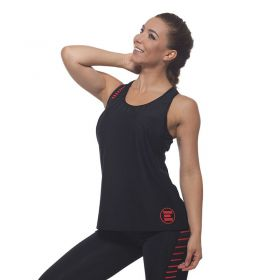 Дамски Потник EX FIT Training Top Spider Red