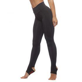 Дамски Клин EX FIT Yoga Legging Black & Red