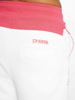 Dangerous DNGRS / Sweat Pant DNGRS Fawn in white