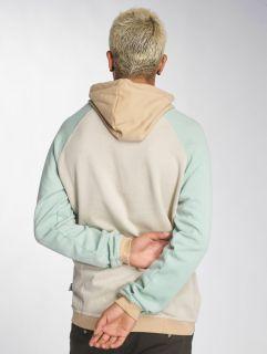 Just Rhyse / Hoodie Cuverto in beige