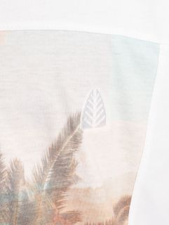 Just Rhyse / T-Shirt Sorapa in white