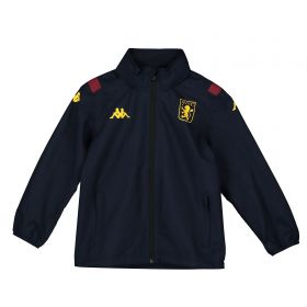 Aston Villa Rain Jacket - Navy - Kids
