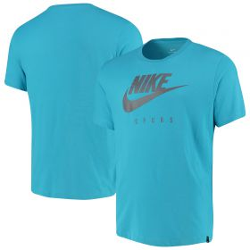 Tottenham Hotspur Training Ground Dry T-Shirt - Blue