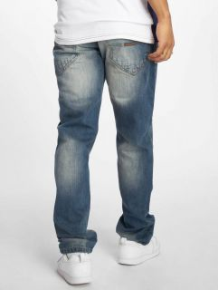 Rocawear / Straight Fit Jeans TUE in blue