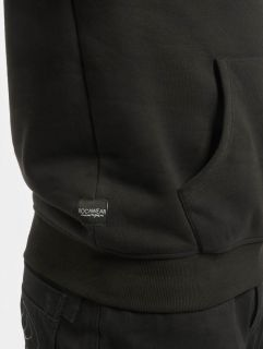 Rocawear / Hoodie Raglan in black