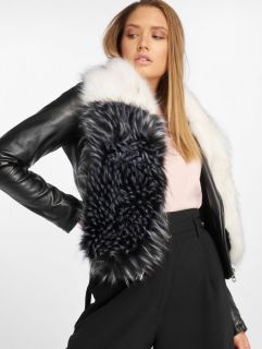 Bangastic / Scarve Fake Fur in white