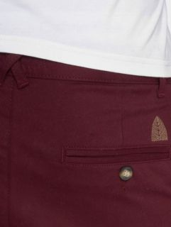 Just Rhyse / Short Barranca in red