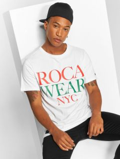 Rocawear / T-Shirt NYC in white