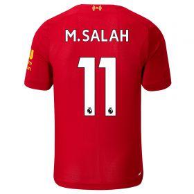 Liverpool Home Shirt 2019-20 - Kids with M.Salah 11 printing