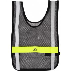 Светлоотразителен Елек MORE MILE Lumino Hi Viz LED Running Bib
