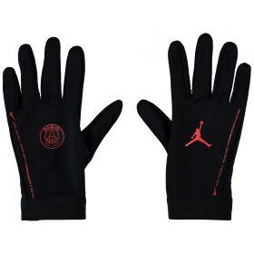 Paris Saint-Germain x Jordan Academy Hyperwarm Gloves