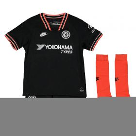 Chelsea Third Stadium Kit 2019-20 - Little Kids with James 24 printing