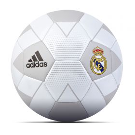 Real Madrid Football - White - Size 5
