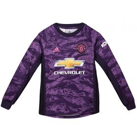 Manchester United Home Goalkeeper Shirt 2019 - 20 - Kids with Grant 13 printing