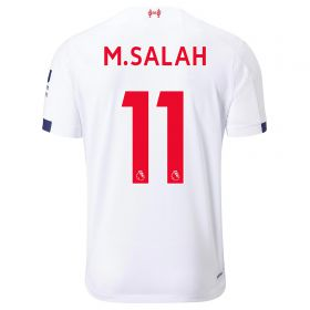 Liverpool Away Shirt 2019-20 - Kids with M.Salah 11 printing