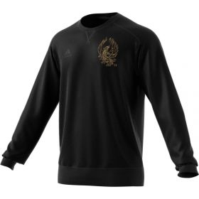 Arsenal Chinese New Year Crew Sweater - Black