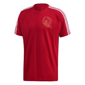 Arsenal Chinese New Year T-Shirt - Maroon