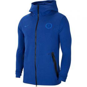 Chelsea Nike NSW Tech Pack Fullzip Hoodie - Mens