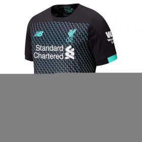 Liverpool Third Shirt 2019-20 with Lovren 6 printing